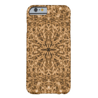 Coque iPhone 6 Barely There Motif animal de fourrure