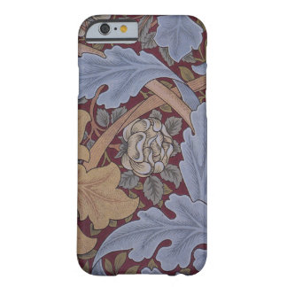 Coque iPhone 6 Barely There Motif de fleur de William Morris St James