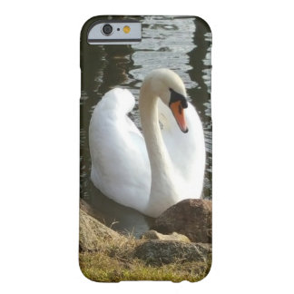 Coque iPhone 6 Barely There Oiseau de cygne |