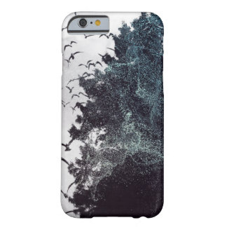 Coque iPhone 6 Barely There Oiseaux