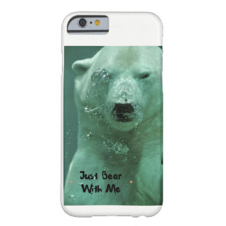 Coque iPhone 6 Barely There Ours avec moi