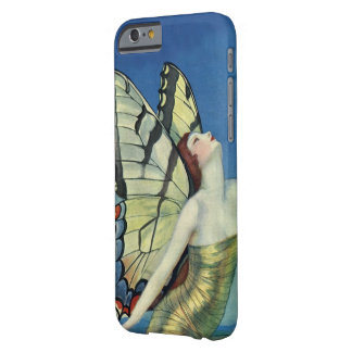 Coque iPhone 6 Barely There Papillon