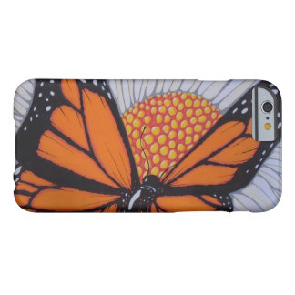 Coque iPhone 6 Barely There Papillon de monarque