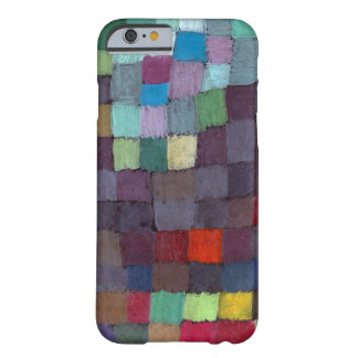 Coque iPhone 6 Barely There Paul Klee peut décrire
