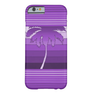 Coque iPhone 6 Barely There Paumes hawaïennes de Hilo barrées