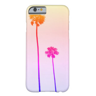 Coque iPhone 6 Barely There Paumes jumelles Miami