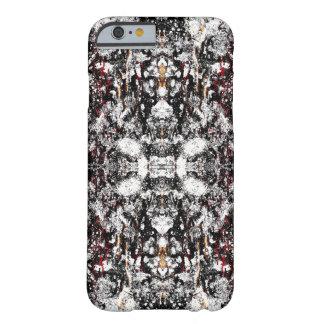 Coque iPhone 6 Barely There Peignez le cas de l'iPhone 6/6s de taches
