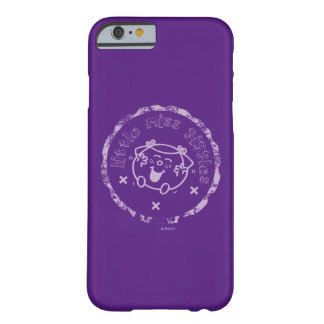 Coque iPhone 6 Barely There Petite conception vintage de Mlle Giggles |