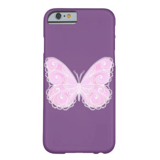 Coque iPhone 6 Barely There Phonecase de papillon