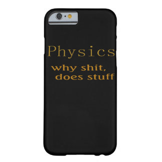 Coque iPhone 6 Barely There Physique drôle de conceptions