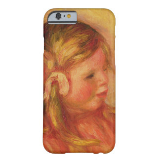 Coque iPhone 6 Barely There Pierre un Renoir | Claude Renoir