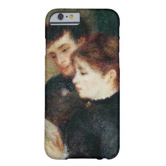 Coque iPhone 6 Barely There Pierre une lecture de couples de Renoir |
