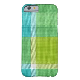 Coque iPhone 6 Barely There Plaid 1 de ressort