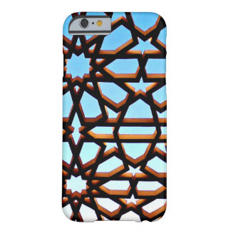 Coque iPhone 6 Barely There Porte de fer