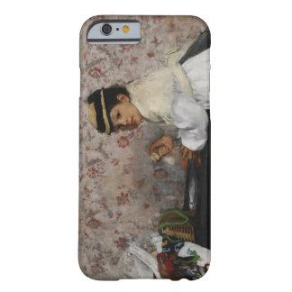 Coque iPhone 6 Barely There Portrait d'Edgar Degas | de Mlle. Hortense