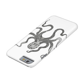 Coque iPhone 6 Barely There Poulpe