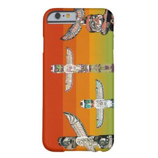 Coque iPhone 6 Barely There Première caisse de totems de nations