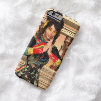 Coque iPhone 6 Barely There Princesse de la Chine