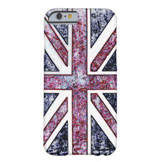 Coque iPhone 6 Barely There Regard affligé par drapeau britannique