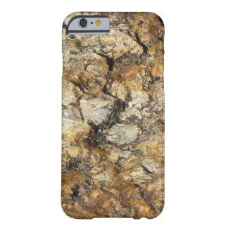 Coque iPhone 6 Barely There Regard naturellement frais de Surfaces_Marble