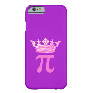 Coque iPhone 6 Barely There Reine de pi