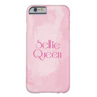 Coque iPhone 6 Barely There Reine de Selfie