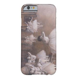 Coque iPhone 6 Barely There Répétition de ballet d'Edgar Degas | sur l'étape,