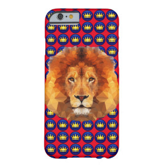 Coque iPhone 6 Barely There Roarlty