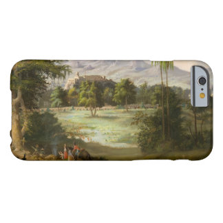 Coque iPhone 6 Barely There Robert Scott Duncanson - château de Chapultpec