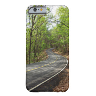 Coque iPhone 6 Barely There Route de route de montagne