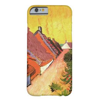 Coque iPhone 6 Barely There Rue de Van Gogh dans Saintes Marie, beaux-arts