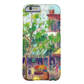 Coque iPhone 6 Barely There Rues 1920 d'avenue 22ème et 23ème de la
