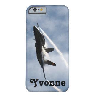 Coque iPhone 6 Barely There Salon de l'aéronautique d'avion de l'avion de