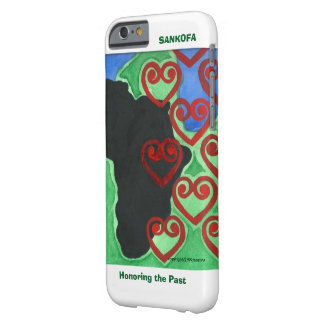 Coque iPhone 6 Barely There Sankofa