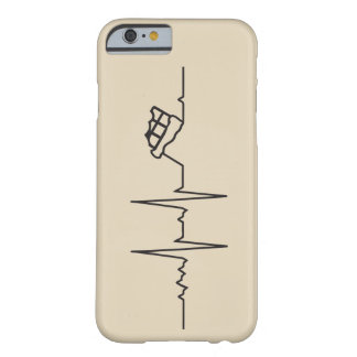 Coque iPhone 6 Barely There Se marie Mon coeur bat par Chocolat