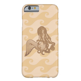 Coque iPhone 6 Barely There Sirène se reposante