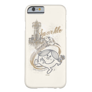Coque iPhone 6 Barely There Soleil d'étincelle