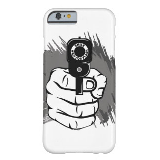 Coque iPhone 6 Barely There Sourire pour l'éclair