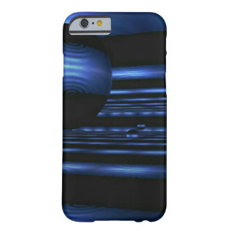 Coque iPhone 6 Barely There Sphère bleue