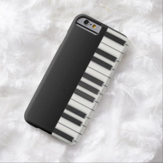 Coque iPhone 6 Barely There Téléphone de piano