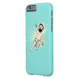 Coque iPhone 6 Barely There Téléphone d'homme de bébé Coque-Vert