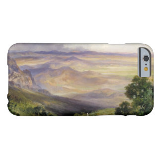 Coque iPhone 6 Barely There Thomas Moran - vallée de Cuernavaca