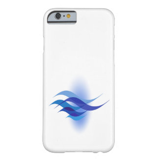 Coque iPhone 6 Barely There Vagues