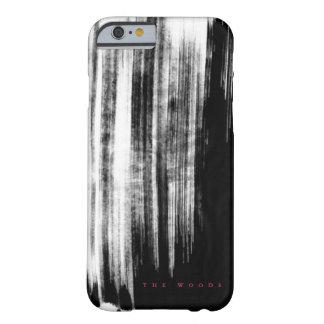 Coque iPhone 6 Barely There Valence le cas de téléphone en bois