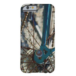 Coque iPhone 6 Barely There Vélo bleu