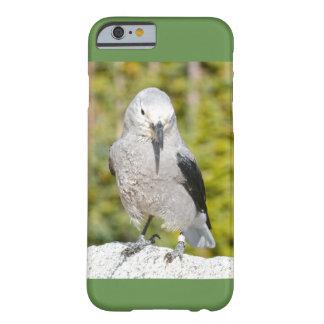 Coque iPhone 6 Barely There vert de cas d'oiseau de l'iphone 6S