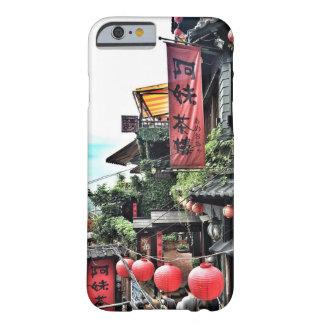 Coque iPhone 6 Barely There Village de montagne et salon de thé chinois