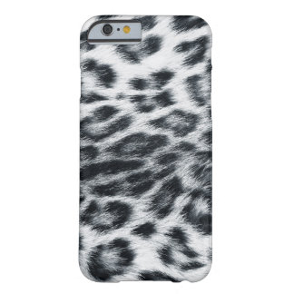 Coque iPhone 6 Barely There Zèbre