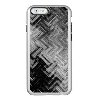 Coque iPhone 6 Incipio Feather® Shine Caisse en acier balayée de l'iPhone 6/6s d'Incipio