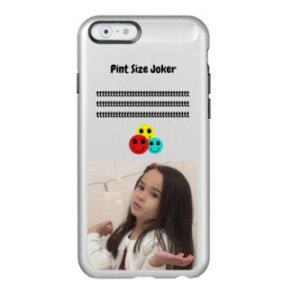 Coque iPhone 6 Incipio Feather® Shine Joker de taille de pinte : Coupez une couverture